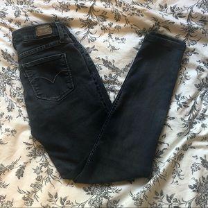 Levi's Skinny Low-Rise Leggings Jeans